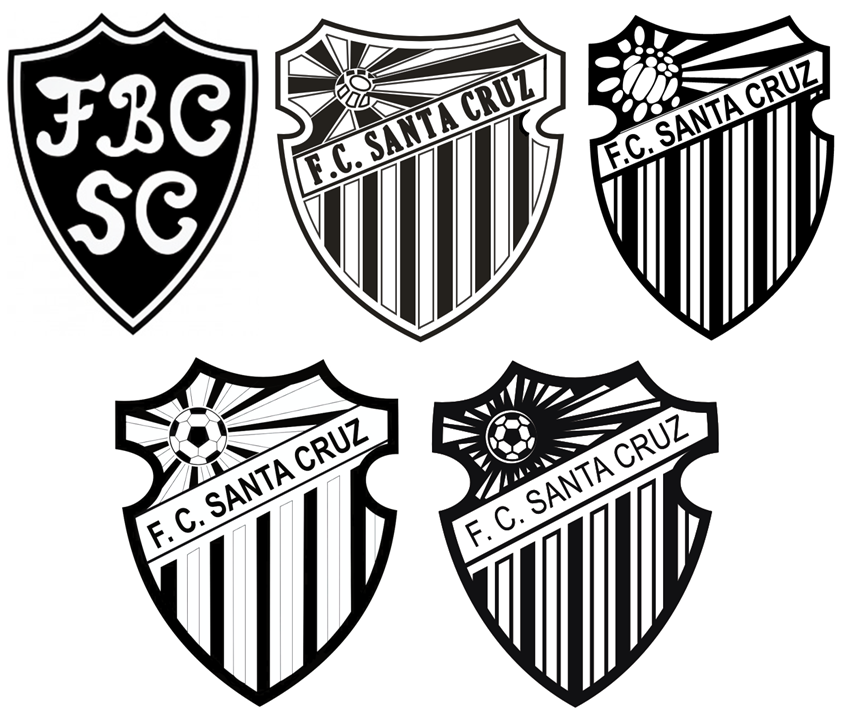 Escudos do FC Santa Cruz