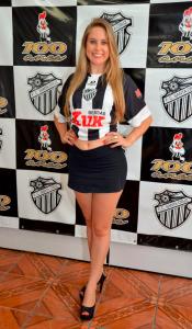 Daniela Schoeninger, Musa de 2014